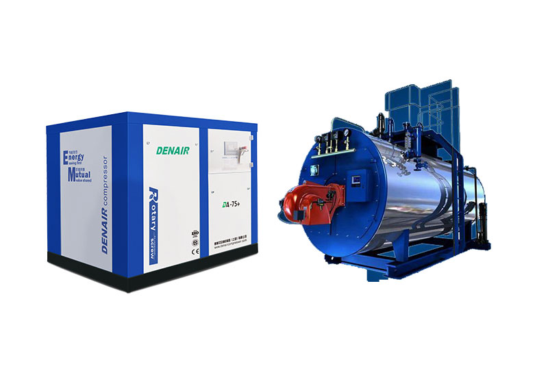 燃气蒸汽锅炉配套专用空压机