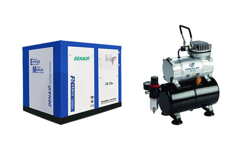 石油固化配套专用空压机