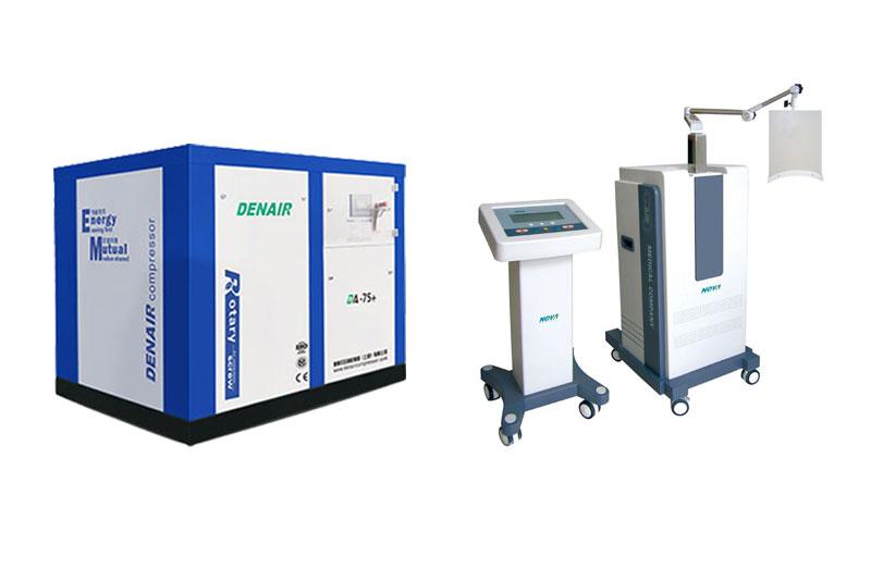 医疗设备配套专用空压机