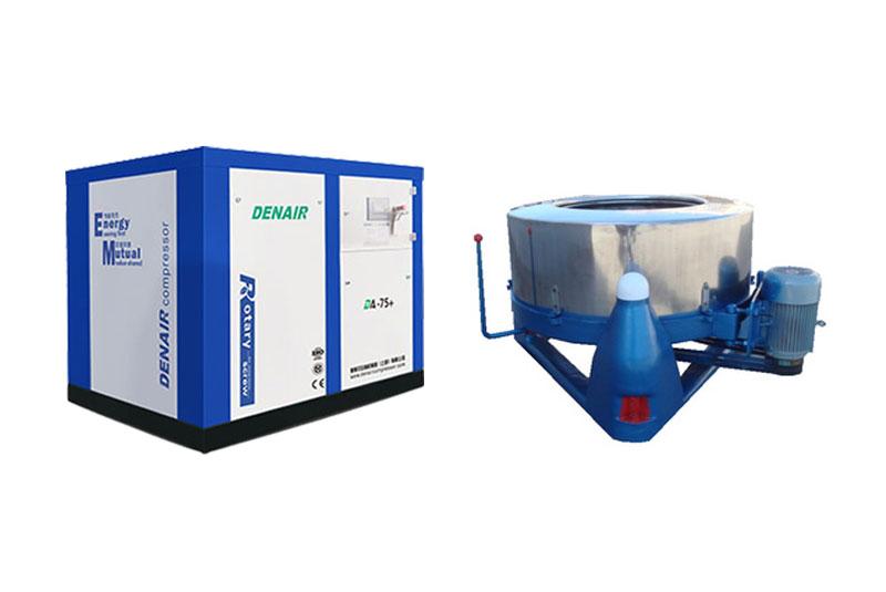 脱水机配套专用空压机