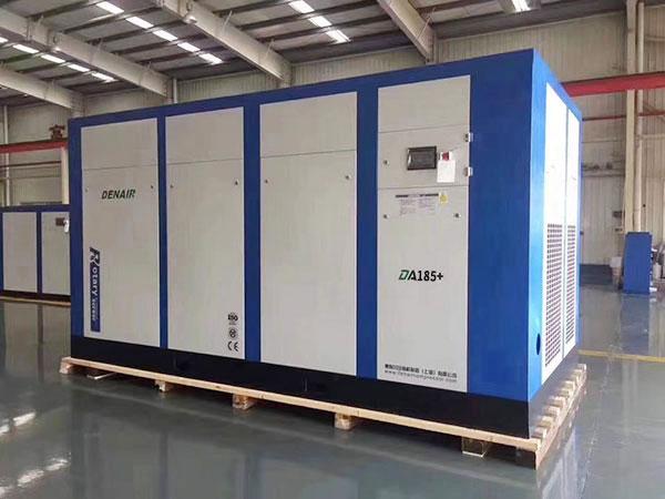 喷油螺杆空气压缩机助力焊管行业更新一步发展