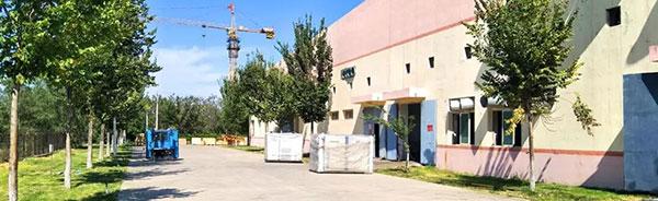 永磁变频螺杆空压机-纺织品有限公司使用案例
