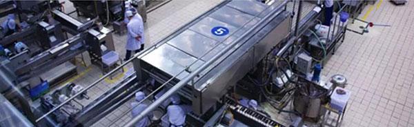 一般变频螺杆空压机-日用化工有限公司使用案例