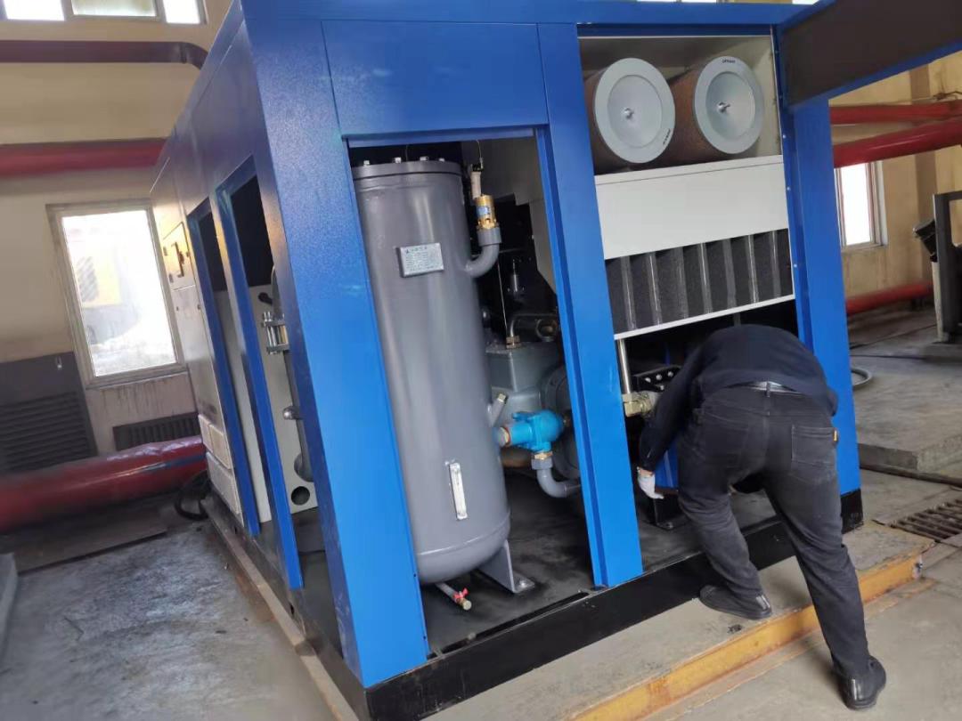 节能先行·价值共享,煤化工行业专用节能空压机